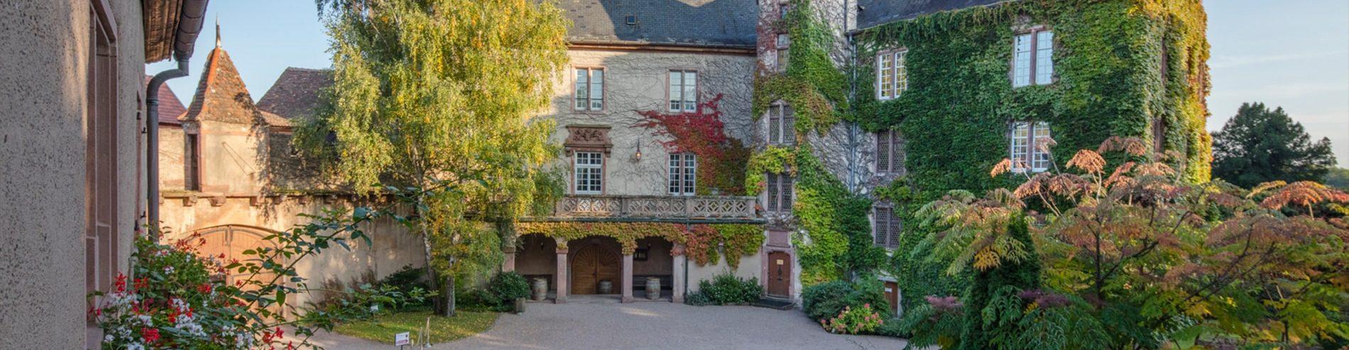 Aménagement Château 1