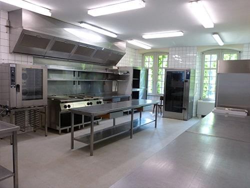 2e étage - salle cuisine