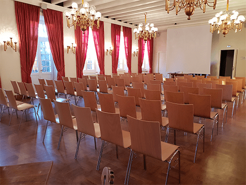1er étage - salle Dreyer